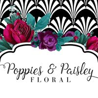 Poppies Paisley