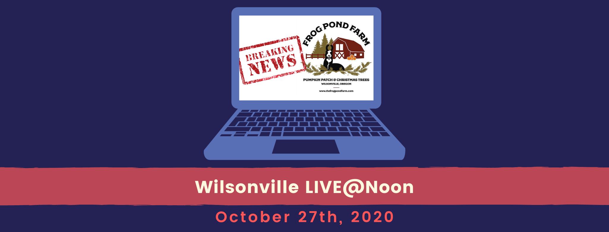 Wilsonville Live@Noon