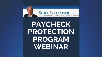 Paycheck Protection Program Webinar