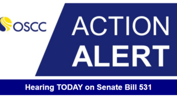 Hearing Today on Senate Bill 531