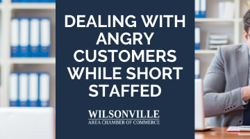 Dealing with Angry Customers When You're Short Staffed
