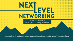 Next Level Networking