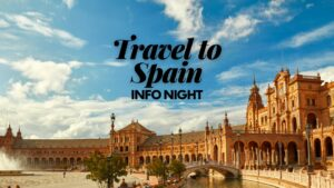 Travel to Spain Info Night