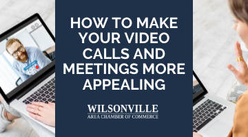 How to Make Your Video Calls and Meetings More Appealing