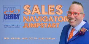 Sales Navigator Jumpstart