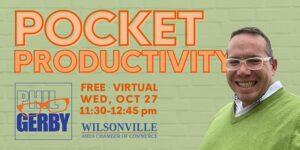 Pocket Productivity